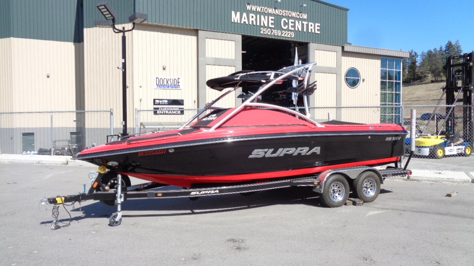 For Sale: 2007 Supra 22 Ssv 24ft<br/>Dockside Marine Centre, LTD.