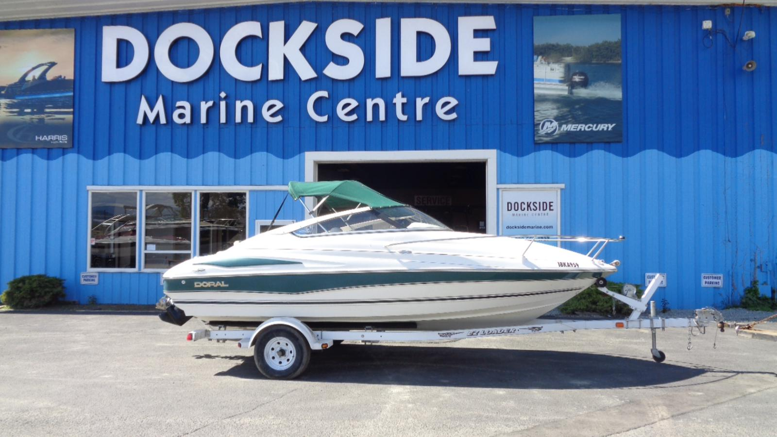 For Sale: 2000 Doral International 19 Cuddy 20ft<br/>Dockside Marine Centre, LTD.