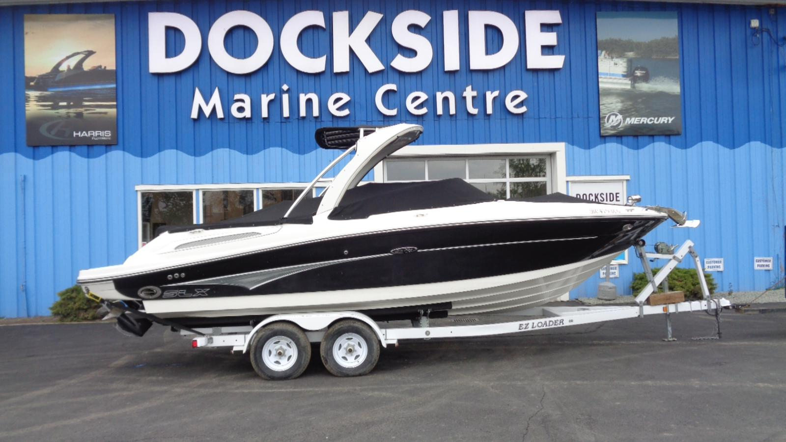 For Sale: 2007 Sea Ray Slx 250 26ft<br/>Dockside Marine Centre, LTD.