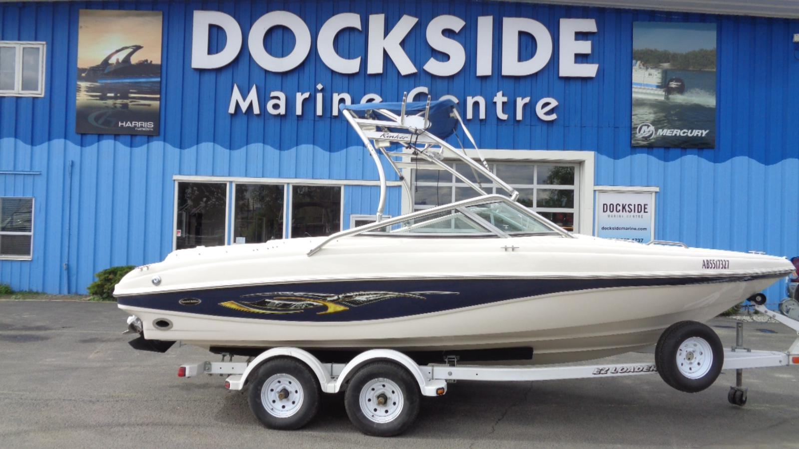 For Sale: 2002 Rinker 212 Captiva 22ft<br/>Dockside Marine Centre, LTD.
