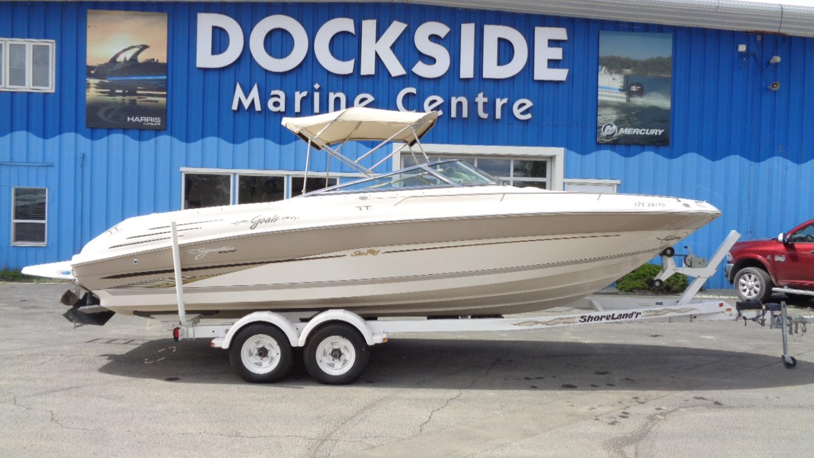 For Sale: 1999 Sea Ray 260 Signature 26ft<br/>Dockside Marine Centre, LTD.