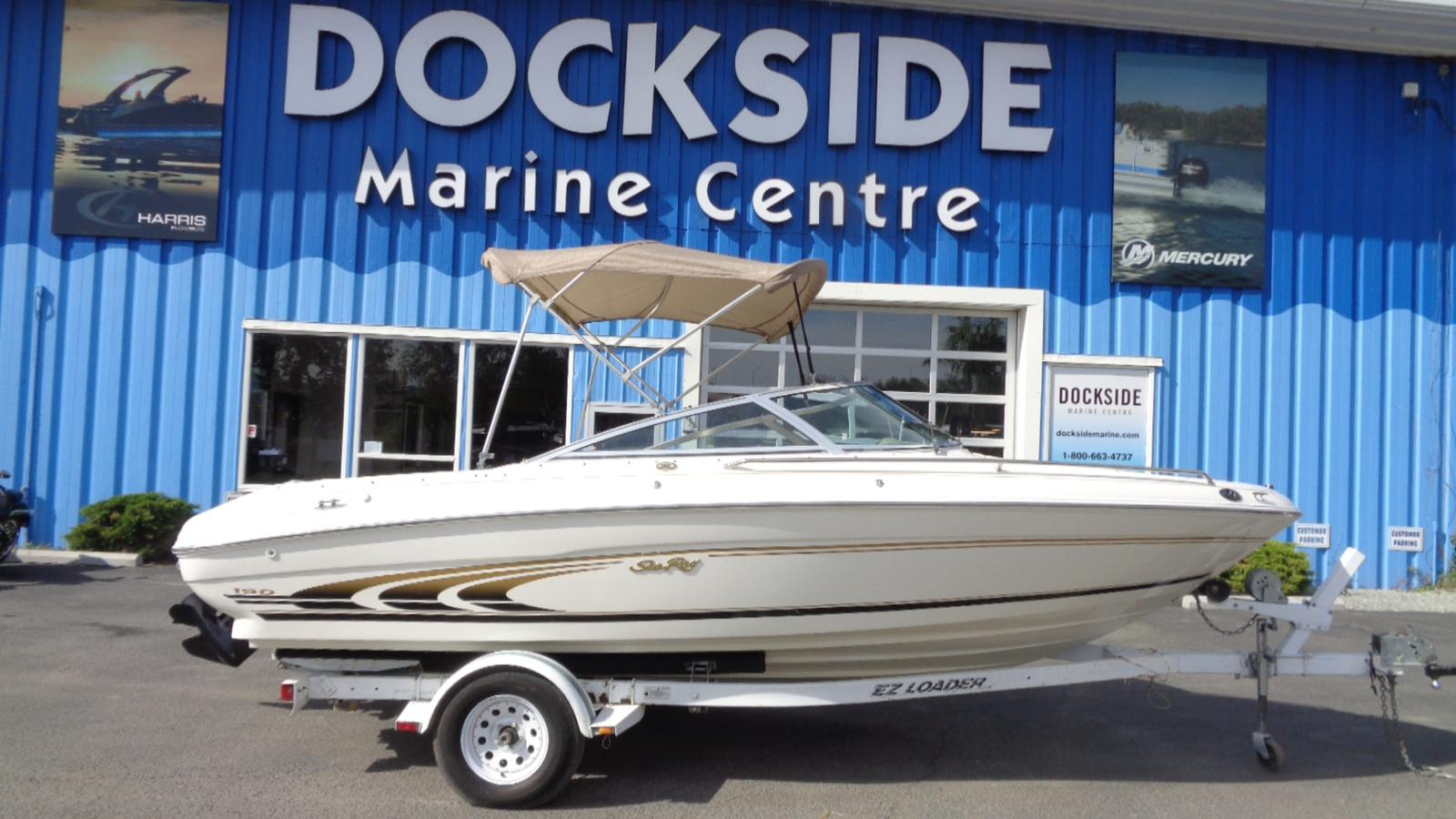For Sale: 1998 Sea Ray 190 Br 19ft<br/>Dockside Marine Centre, LTD.