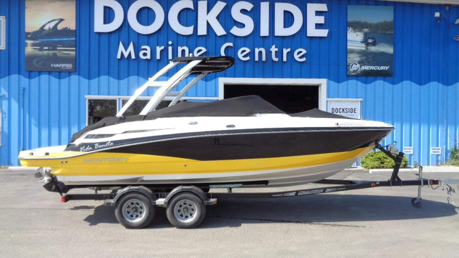 For Sale: 2011 Monterey M3 24ft<br/>Dockside Marine Centre, LTD.