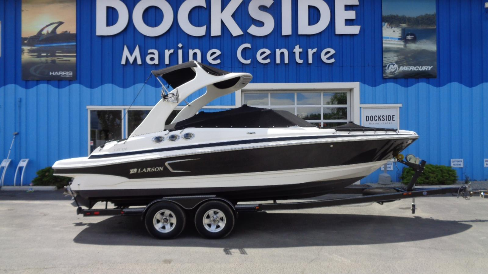For Sale: 2009 Larson Lxi 238 24ft<br/>Dockside Marine Centre, LTD.