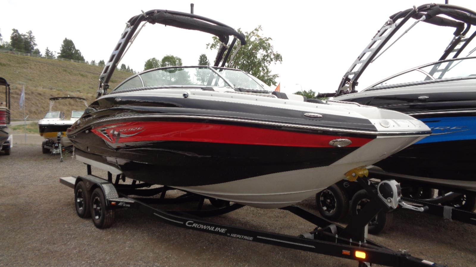 For Sale: 2019 Crownline E 235 Surf 24ft<br/>Dockside Marine Centre, LTD.
