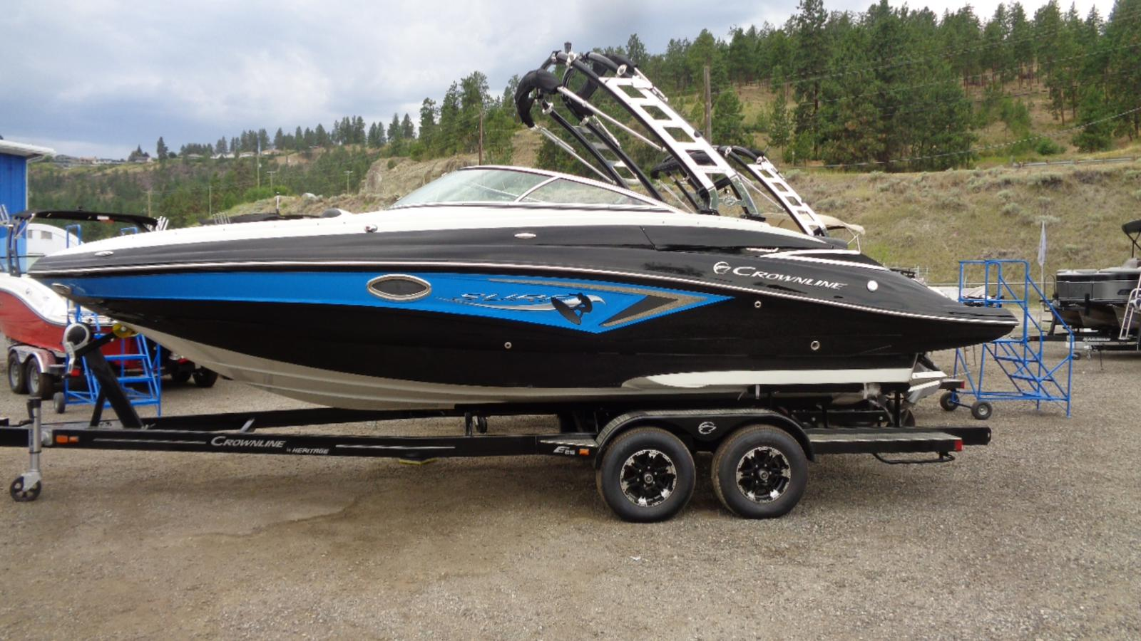For Sale: 2019 Crownline E255 Surf 24ft<br/>Dockside Marine Centre, LTD.