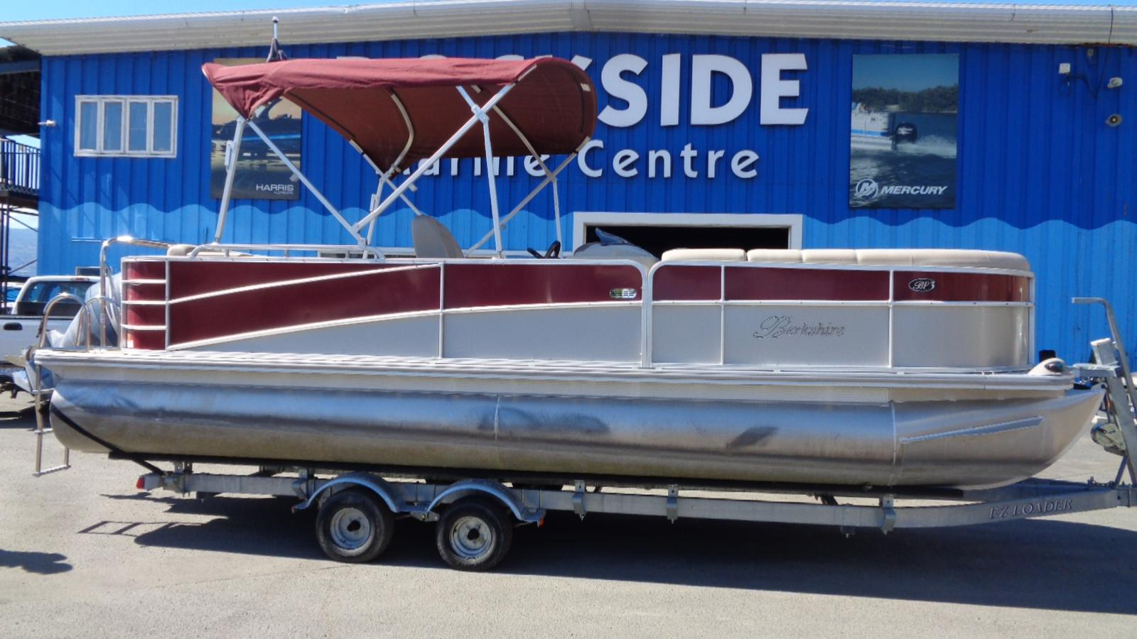 For Sale: 2010 Berkshire Pontoons 240 Cl 25ft<br/>Dockside Marine Centre, LTD.