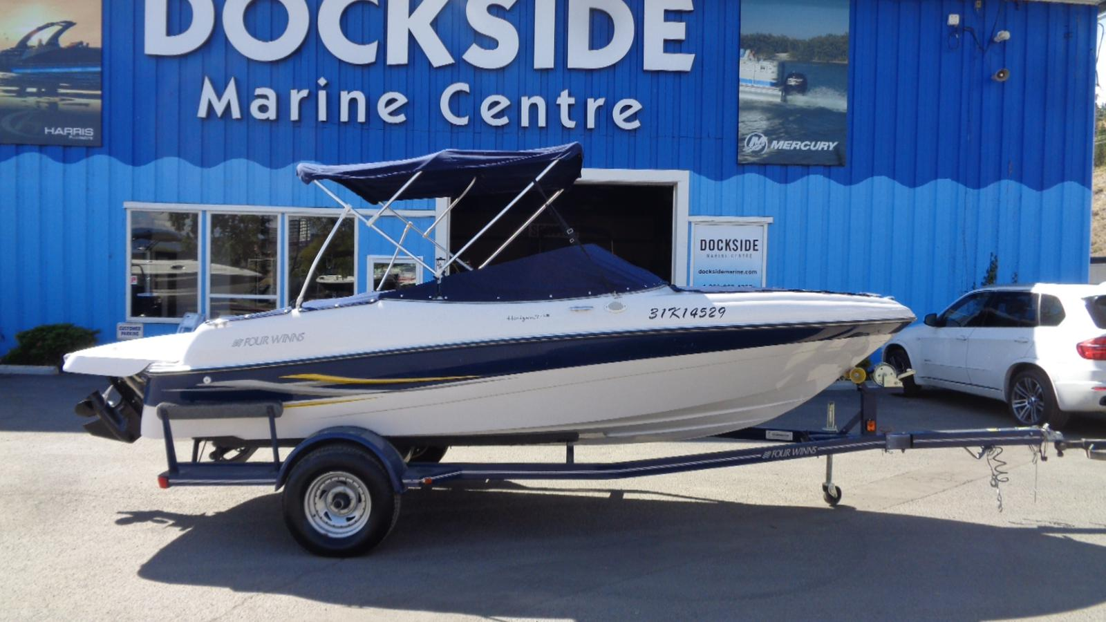 For Sale: 2005 Four Winns 180 18ft<br/>Dockside Marine Centre, LTD.
