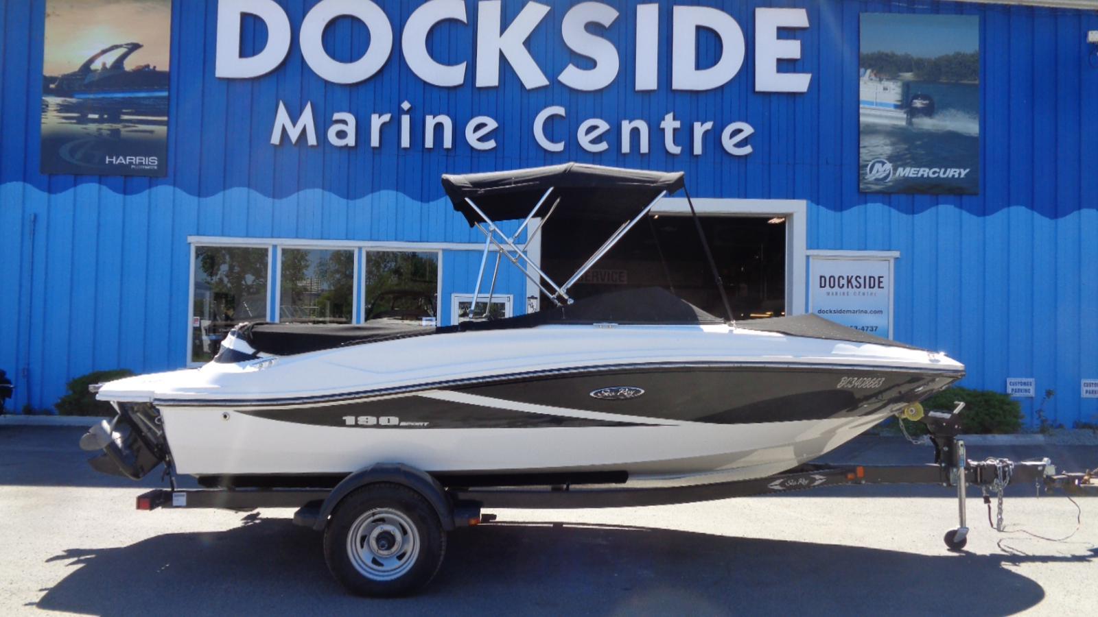 For Sale: 2012 Sea Ray 190 Sport 19ft<br/>Dockside Marine Centre, LTD.