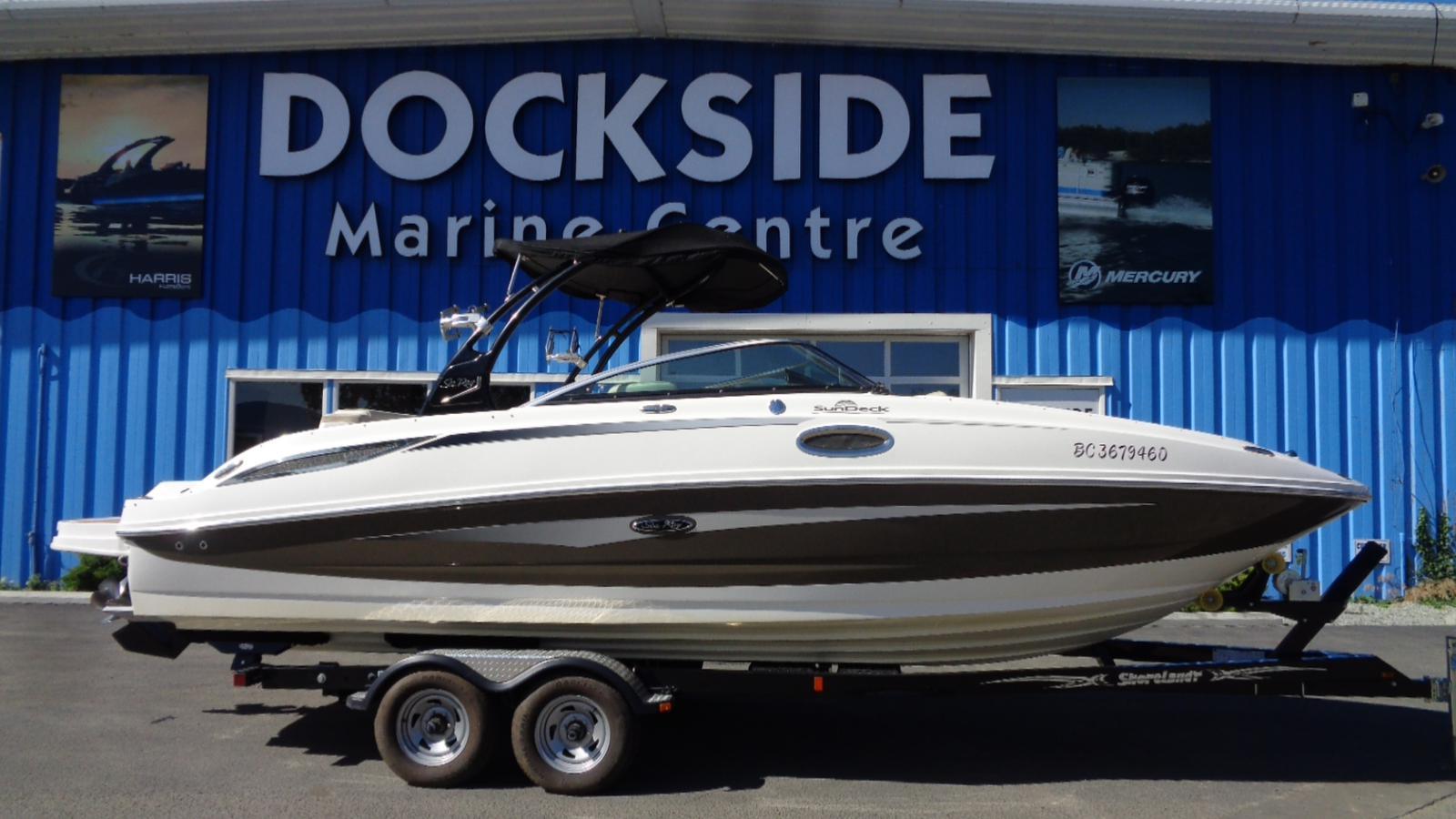 For Sale: 2013 Sea Ray 260 Sundeck 26ft<br/>Dockside Marine Centre, LTD.