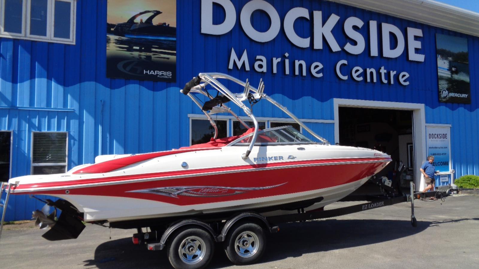 For Sale: 2006 Rinker 226 23ft<br/>Dockside Marine Centre, LTD.