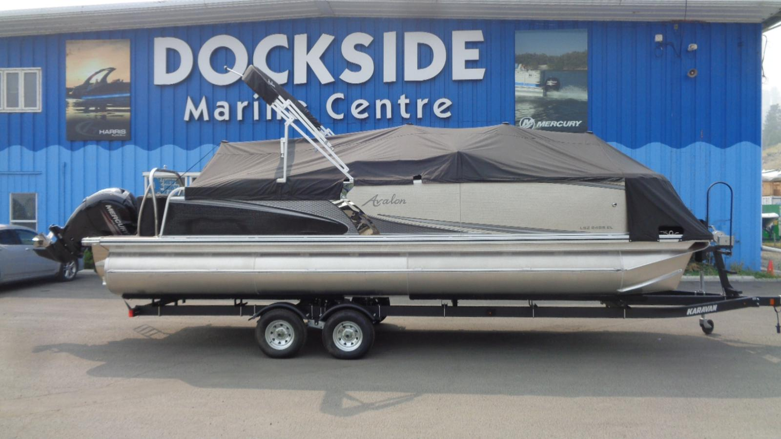 For Sale: 2018 Avalon Lsz 2485 El 27ft<br/>Dockside Marine Centre, LTD.