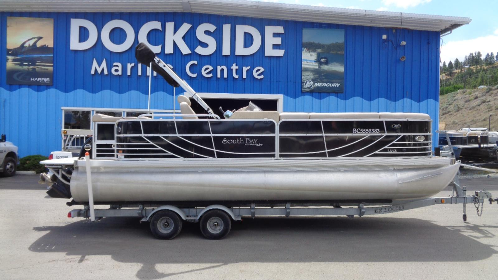 For Sale: 2010 South Bay 922 Cr 25ft<br/>Dockside Marine Centre, LTD.