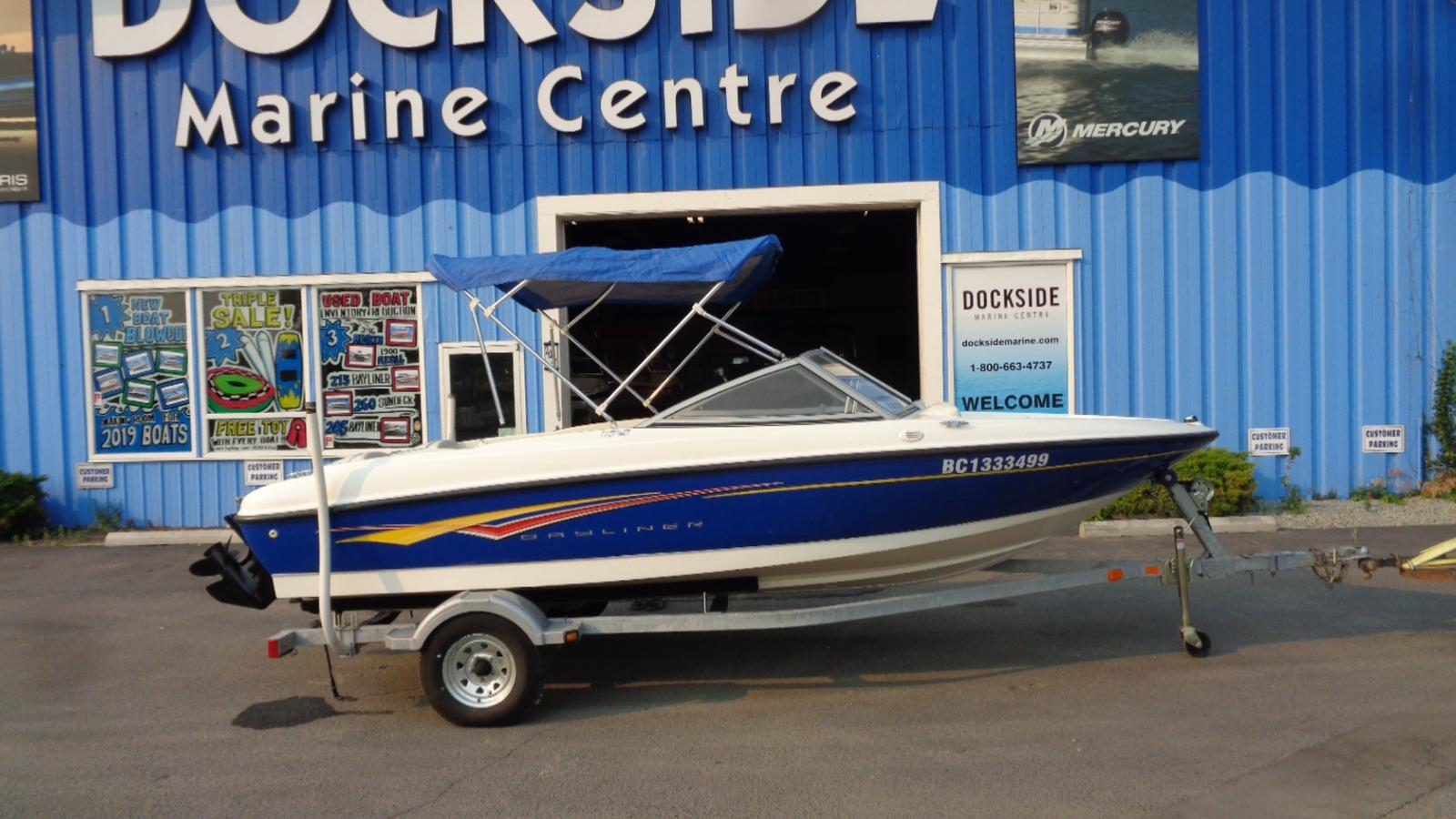 For Sale: 2007 Bayliner 175 Br 18ft<br/>Dockside Marine Centre, LTD.