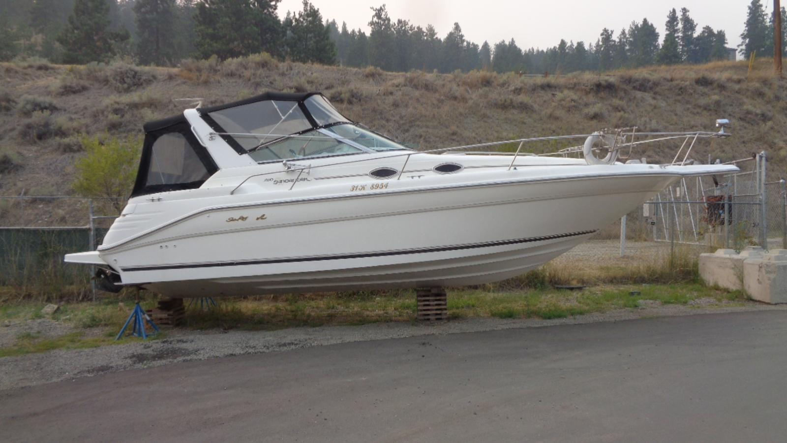 For Sale: 1996 Sea Ray 290 Sundancer 30ft<br/>Dockside Marine Centre, LTD.