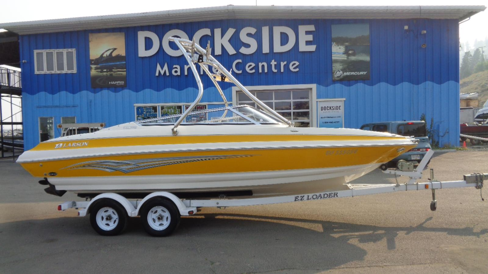 For Sale: 2007 Larson 228 Lxi 23ft<br/>Dockside Marine Centre, LTD.