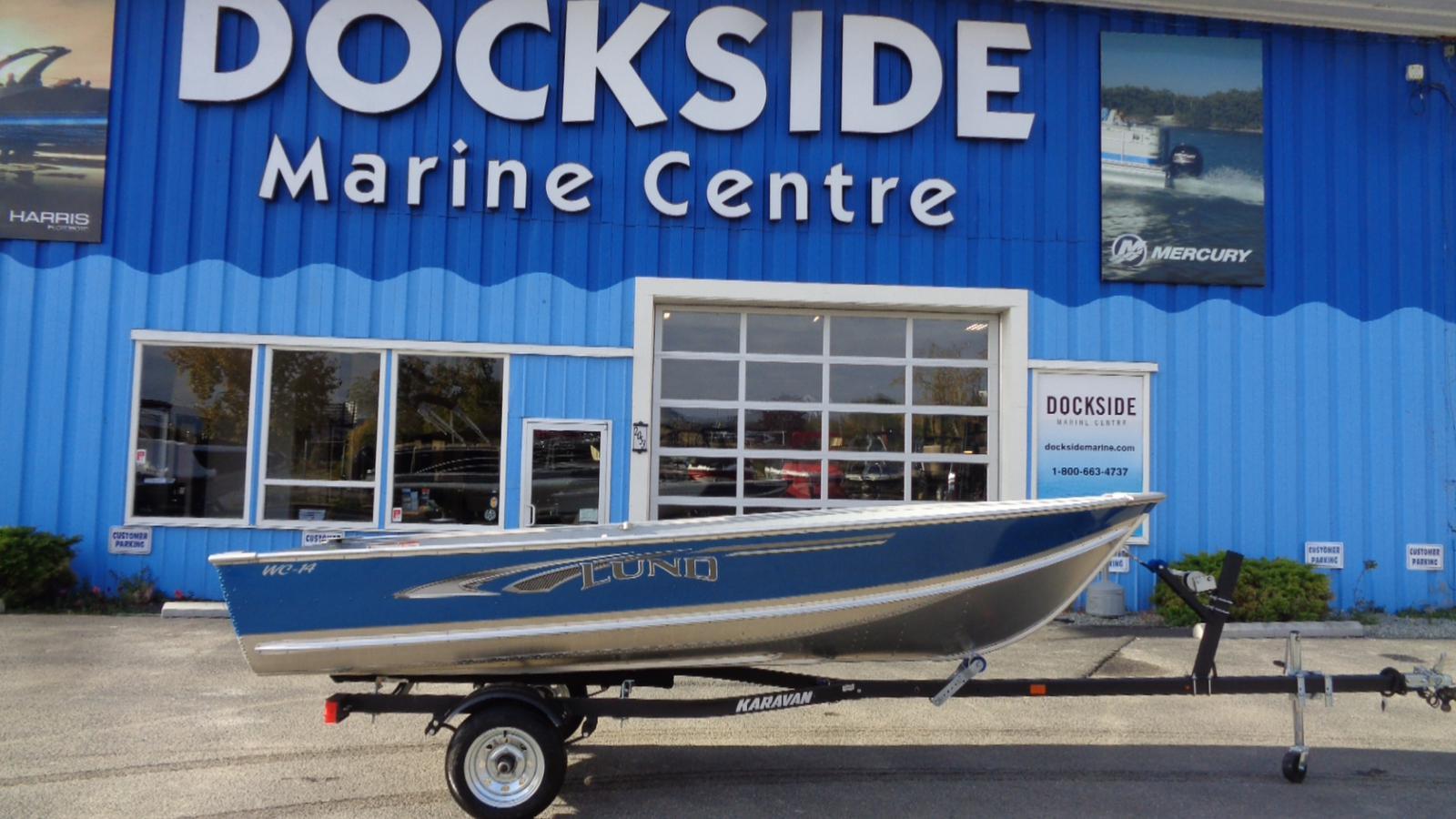 For Sale: 2018 Lund Wc 14 14ft<br/>Dockside Marine Centre, LTD.