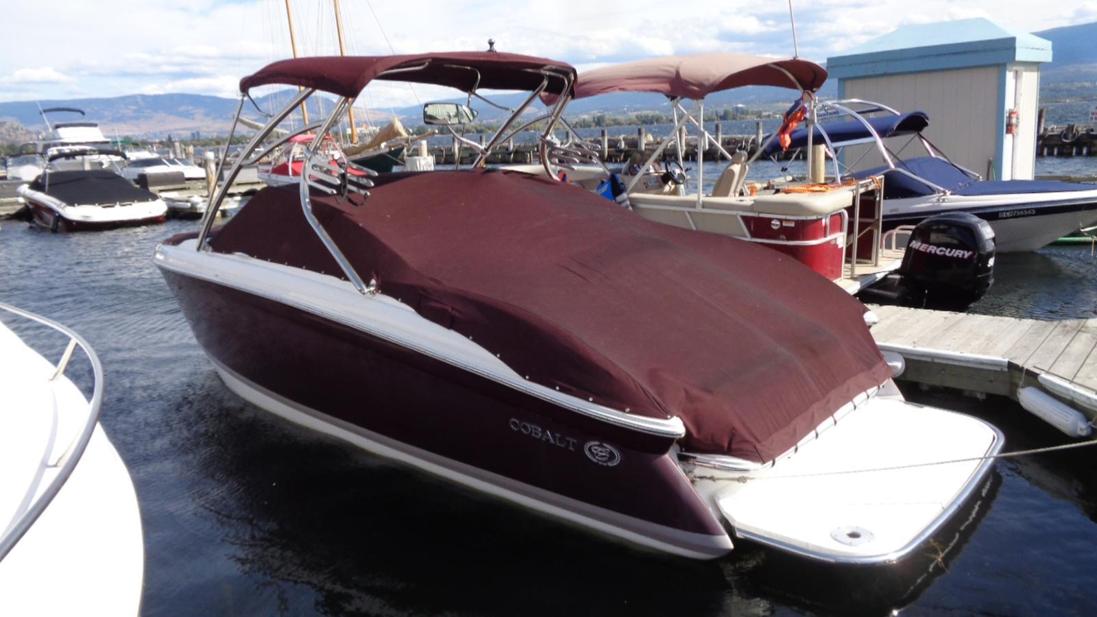 For Sale: 2008 Cobalt 242 24ft<br/>Dockside Marine Centre, LTD.
