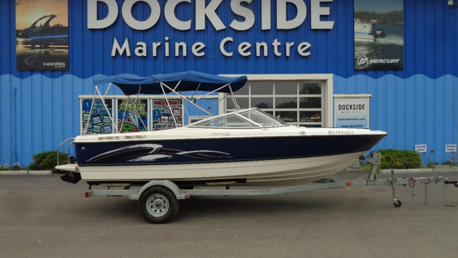 For Sale: 2008 Bayliner 215 Discovery 21ft<br/>Dockside Marine Centre, LTD.