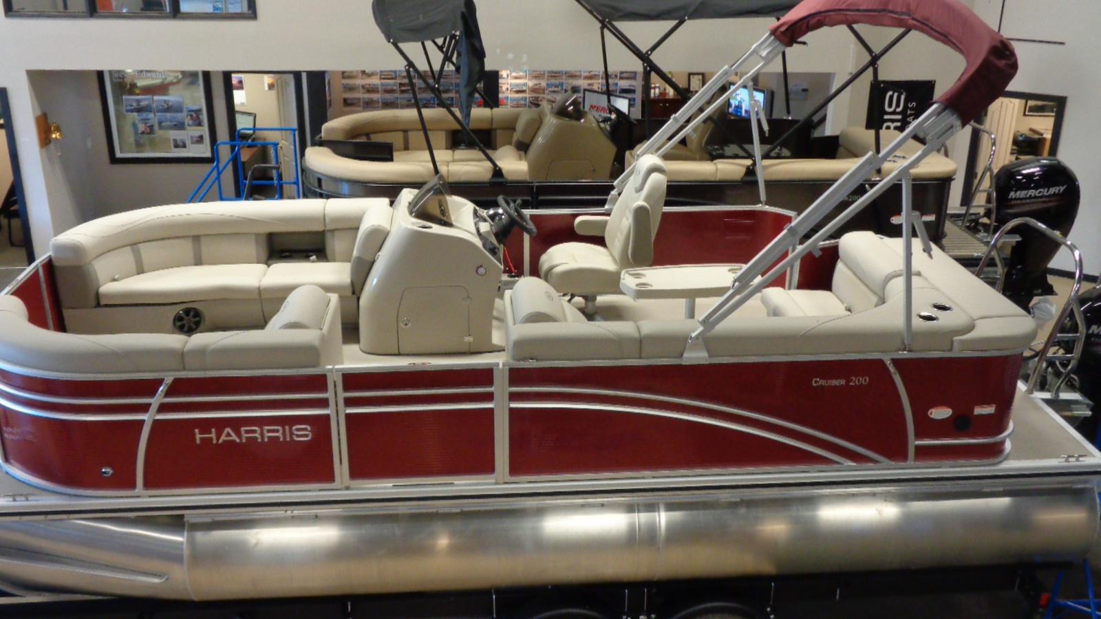For Sale: 2019 Harris Cruiser 200 23ft<br/>Dockside Marine Centre, LTD.