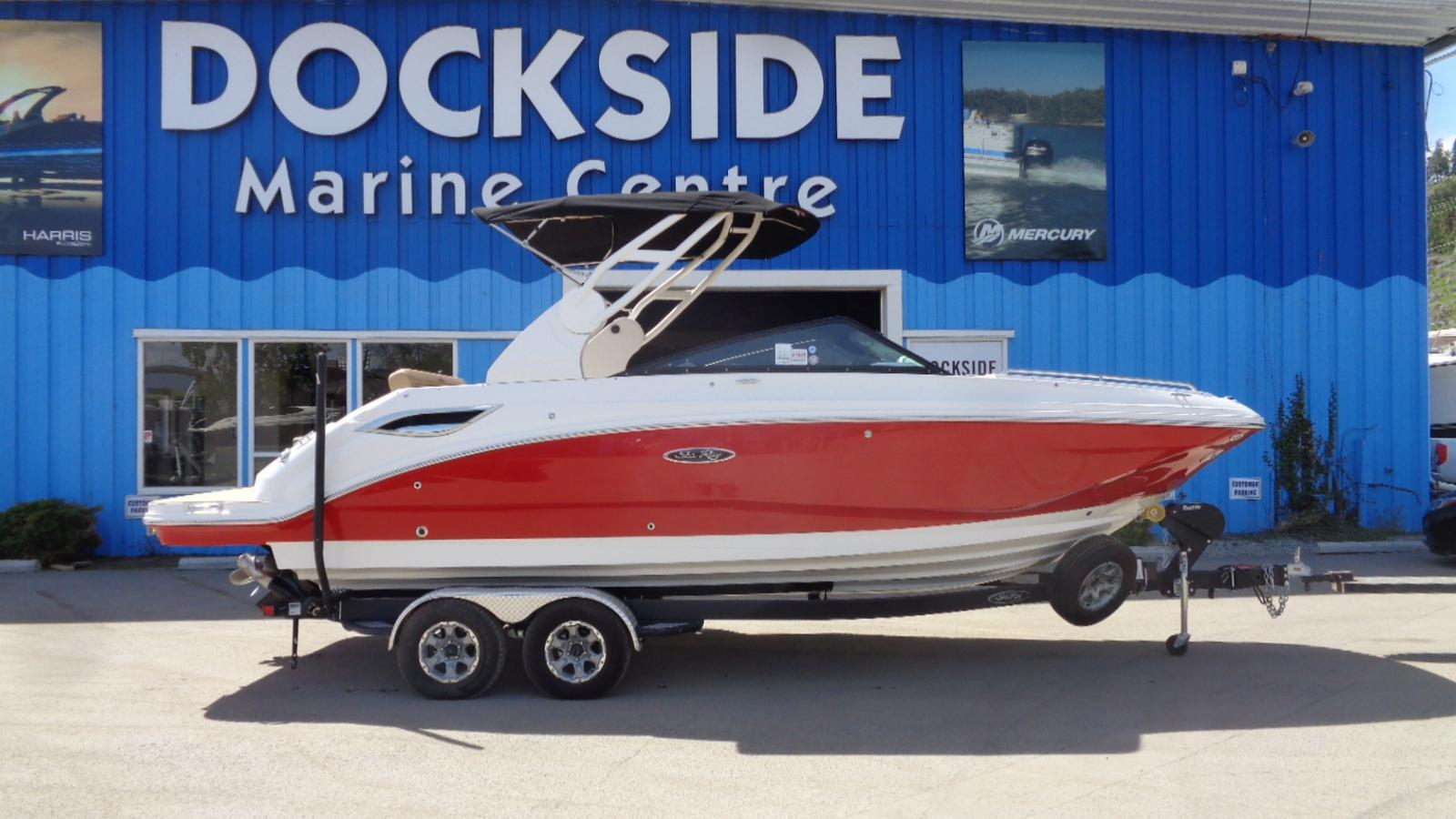 For Sale: 2019 Sea Ray Sdx 250 26ft<br/>Dockside Marine Centre, LTD.