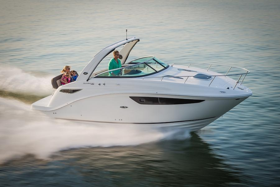 2019 SEA RAY SUNDANCER 260 for sale
