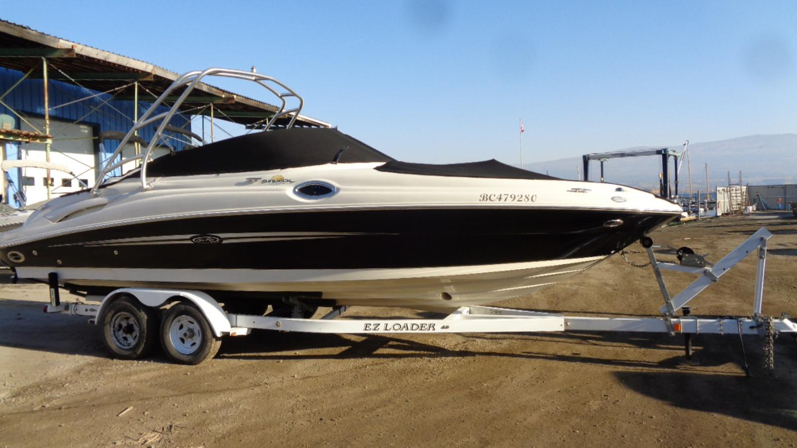 For Sale: 2007 Sea Ray 270 Sundeck 27ft<br/>Dockside Marine Centre, LTD.