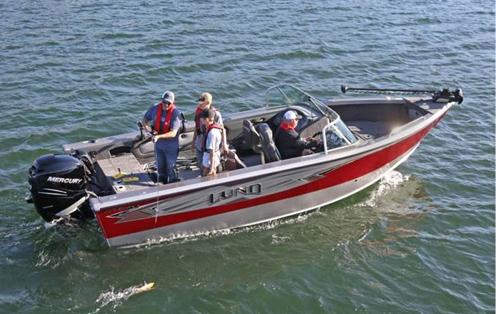 Lund Baron Fishing Boats