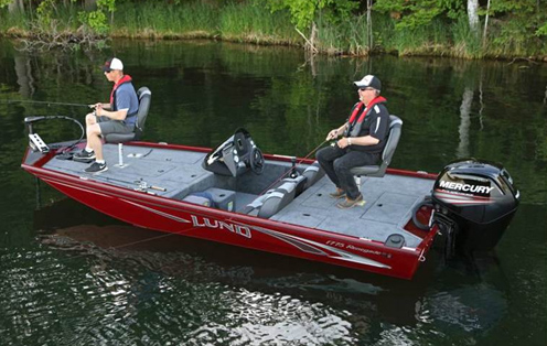 Lund Renegade Fishing Boats