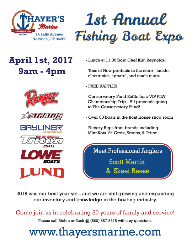 1st Annual Fishing Boat Expo