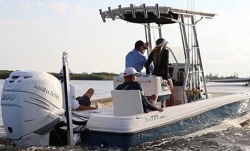 Triton Fiberglass Boats | Escape | TrX | Fishunter | Allure