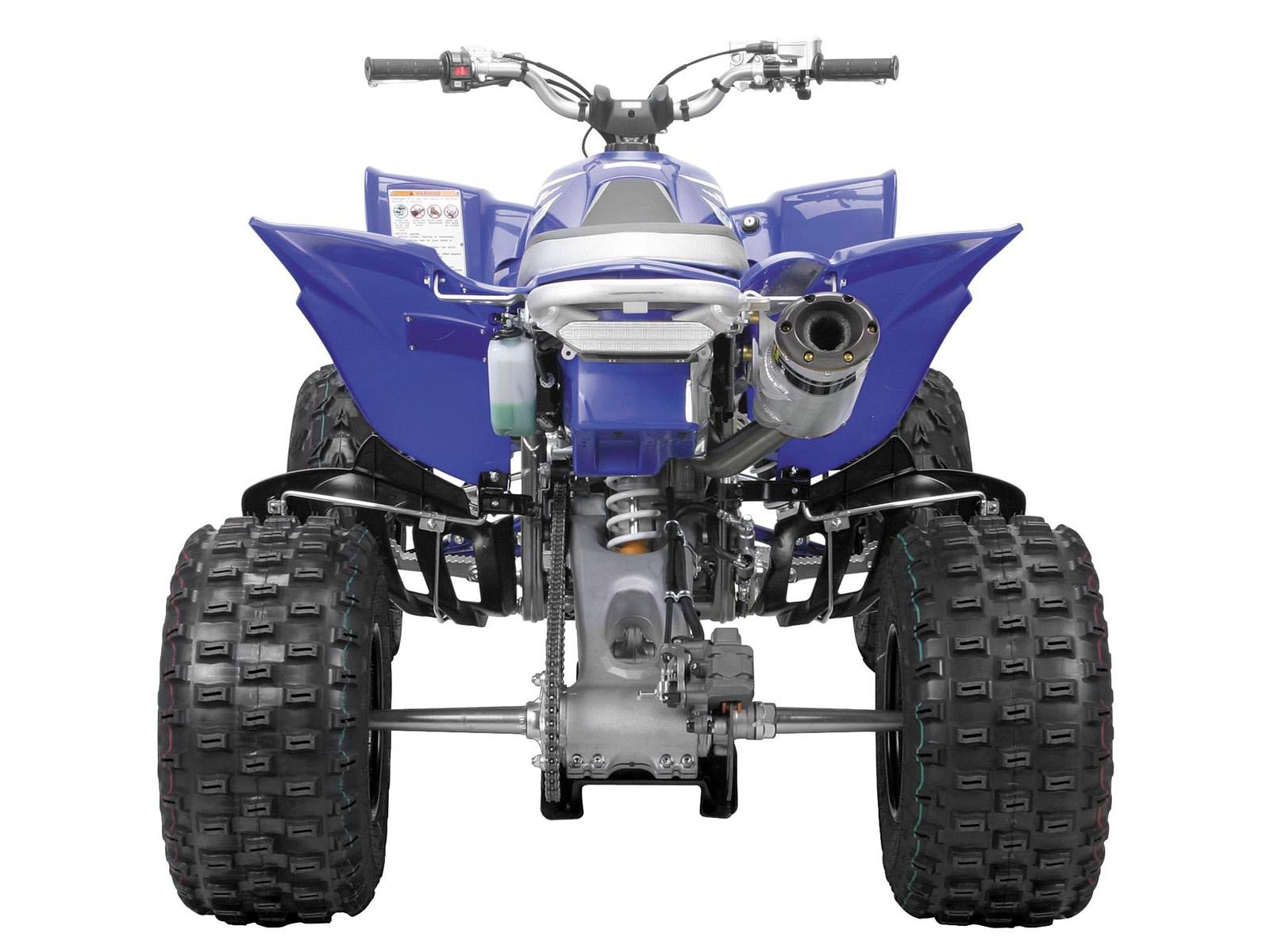 ATV Exhaust Systems: