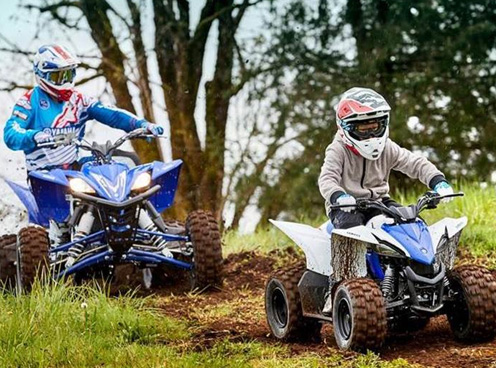 Yamaha YFZ Series Sport ATVs