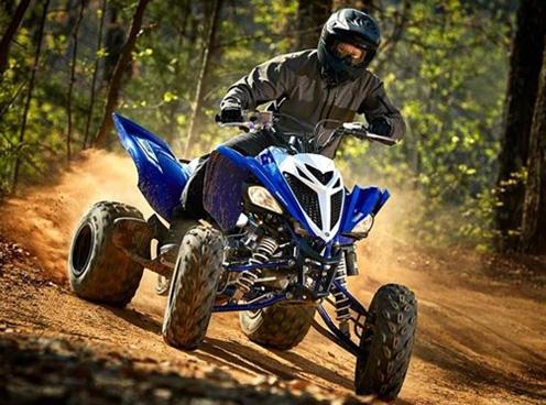 Yamaha Raptor Series Sport ATVs