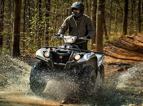 Yamaha Kodiak Series Utility ATVs