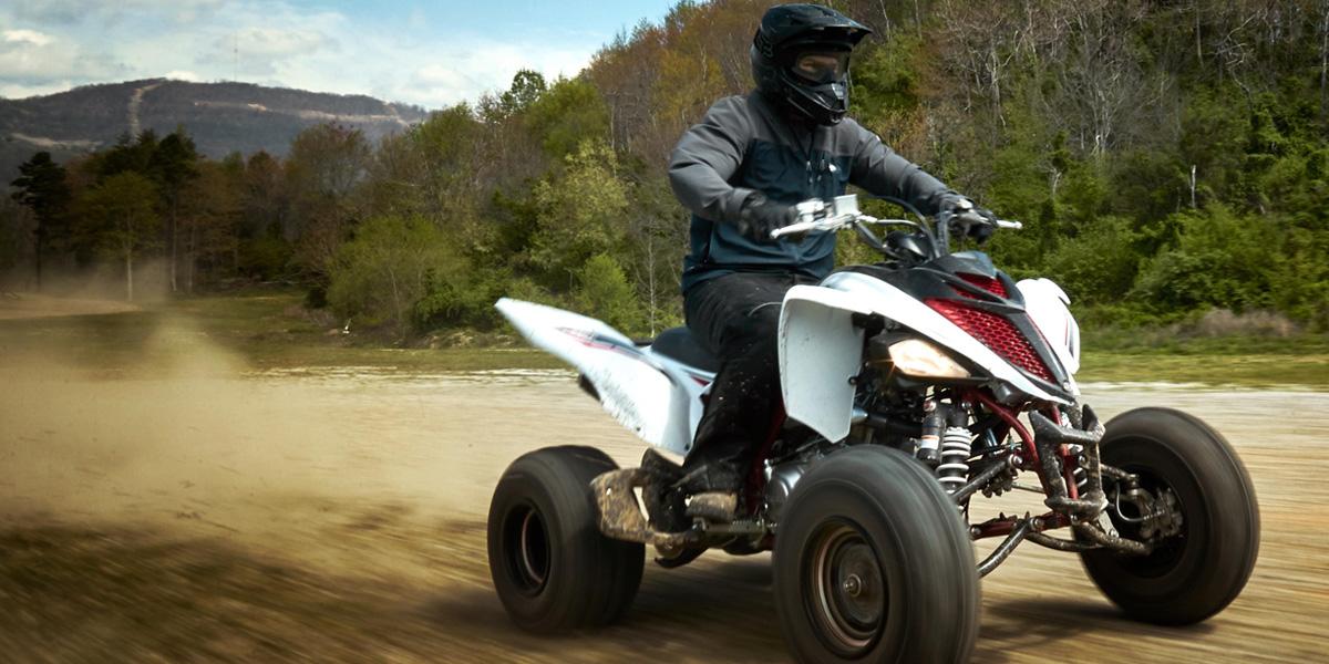 Yamaha ATVs | Sport | Utility| YFZ | Raptor | Kodiak | Grizzly |