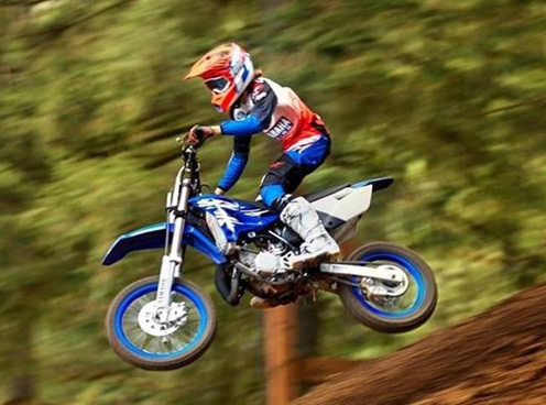 Yamaha Motocross Dirt Bikes