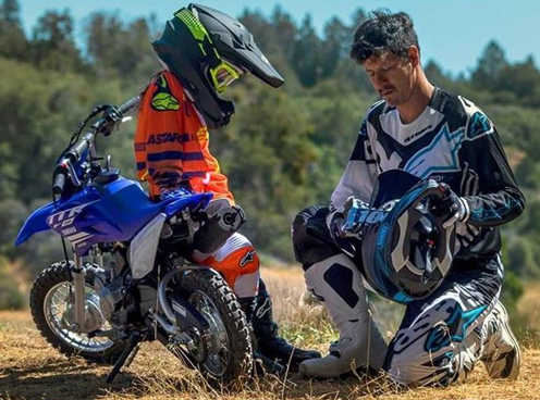 Yamaha Off Road Dirt Bikes