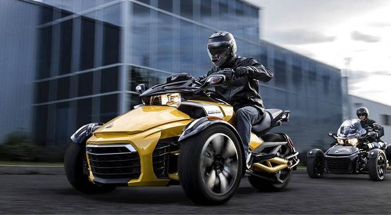 Can Am Spyders 3 Wheel Motorcycles Cruiser Sport Cruising