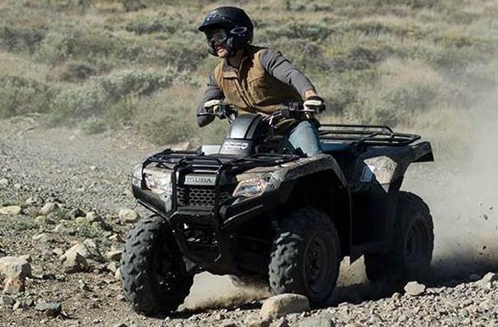 Honda FourTrax Rancher 4 x 4