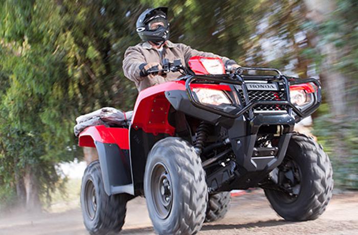 Honda FourTrax Rubicon 4 x 4