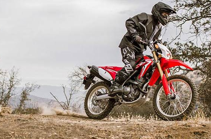 Honda Dual Sport Bikes