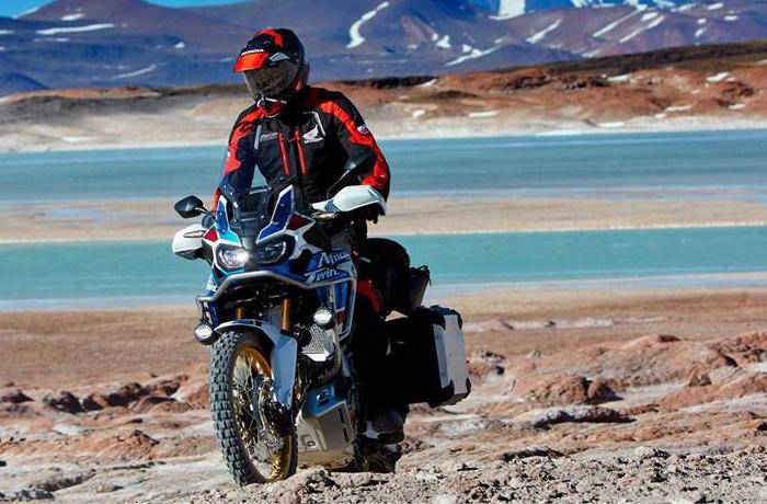 Honda Adventure Bikes