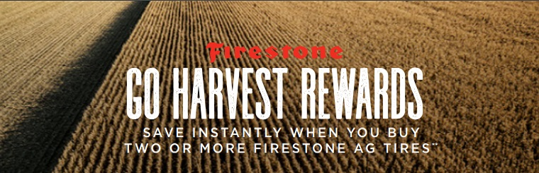 Firestone Go Harvest Rewards