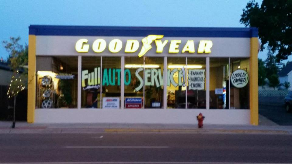 East Main Goodyear Store Front image