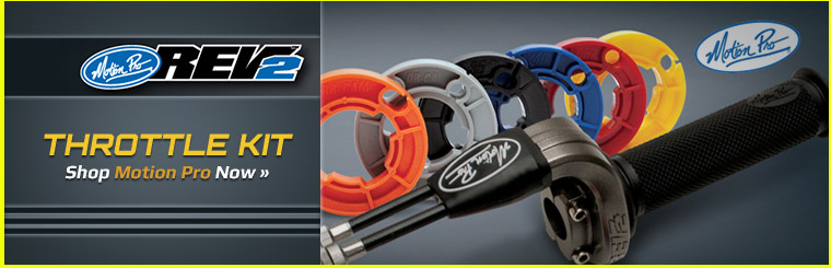 Click here to shop for the Motion Pro REV2 throttle kit!