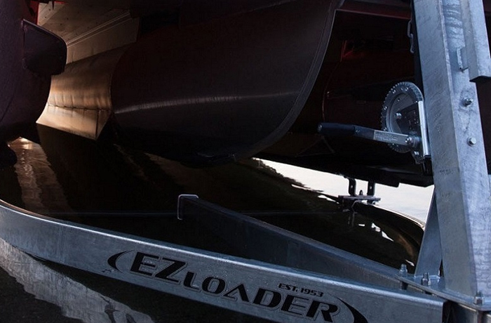 EZ Loader Pontoon Trailer, Camano Island, WA