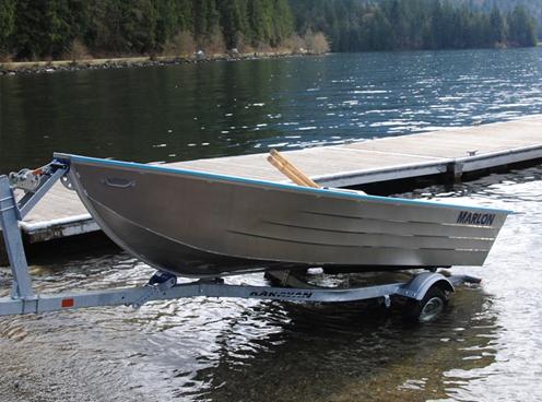 Utility Boats, Camano Island, WA