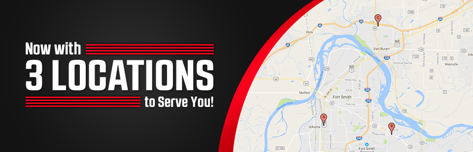 Jim Grizzle Tire Co. Inc. now has 3 locations to serve you!