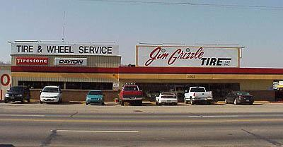 Jim Grizzle Tire Co. Building
